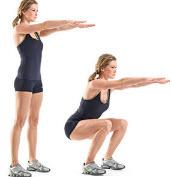 Комплекс упражнений для ног дома
