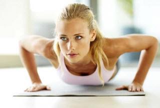 Комплекс упражнений для рук для женщин