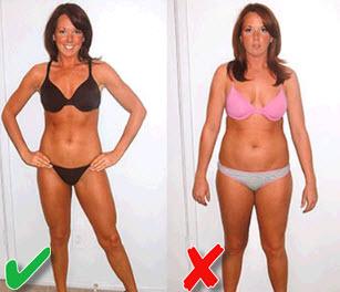 Убрать жир с живота - просто