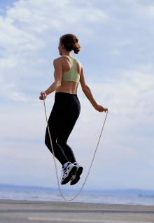 Комплекс упражнений на скакалке для новичка