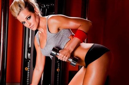 Силовые снаряды для похудения