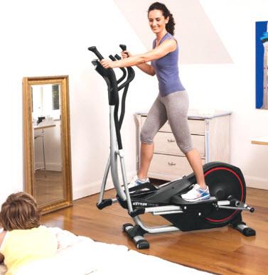 Эллиптический тренажер для снижения веса