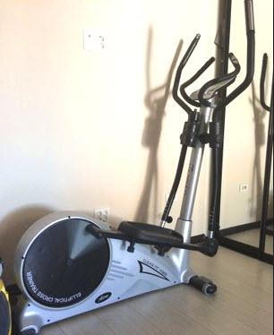 Эллиптический тренажер Clear Fit