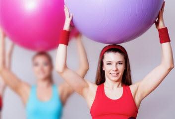 Отзывы людей о мяче для фитнеса — фитболе