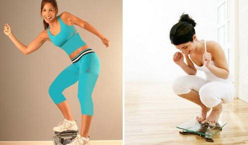 Степпер поможет сбросить лишний вес
