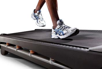 Выбор беговой дорожки для похудения